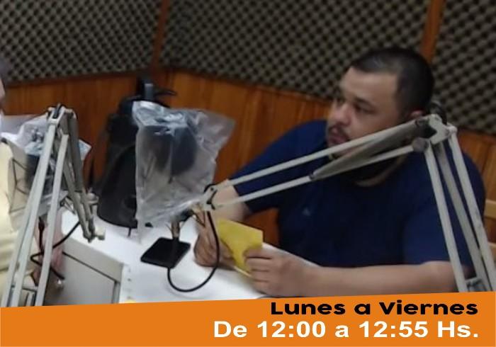 Hora ciudadana con Alberto Castillo por Radio Ysapy