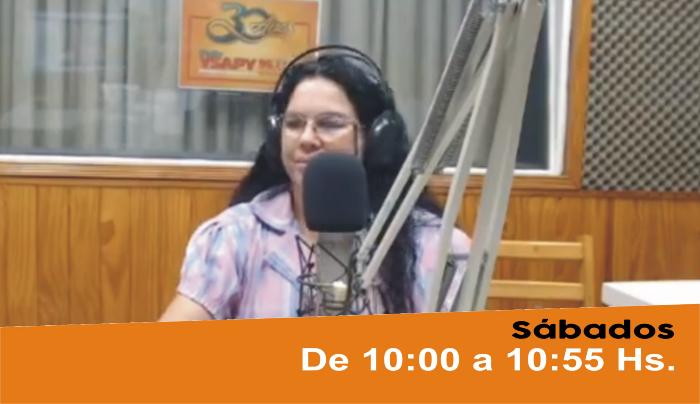 Gladys Lugo conduce Así Canta el Litoral
